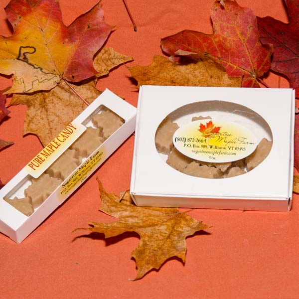 Maple Candy made with 100% Vermont maple Syrup