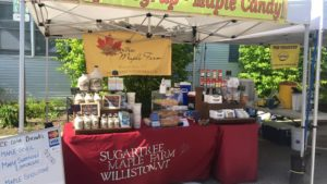 Sugartree Maple Farm Booth