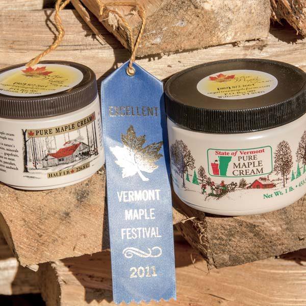 Sugartree Maple Farm Maple Cream