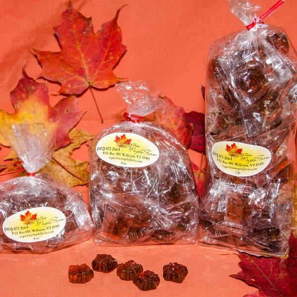 Bags Of Maple Drops